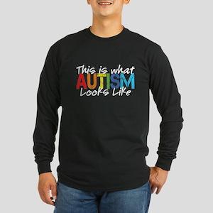 ThisIsWhatAutismLooksLike Long Sleeve T-Shirt