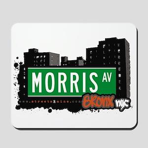 Morris Av, Bronx, NYC Mousepad