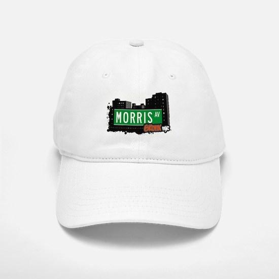 Morris Av, Bronx, NYC Baseball Baseball Cap