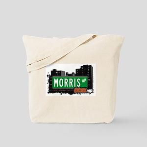 Morris Av, Bronx, NYC Tote Bag