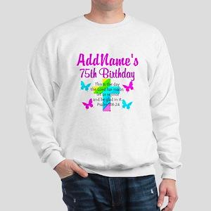 75TH CHRISTIAN Sweatshirt