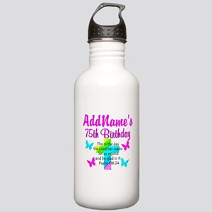 75TH CHRISTIAN Stainless Water Bottle 1.0L