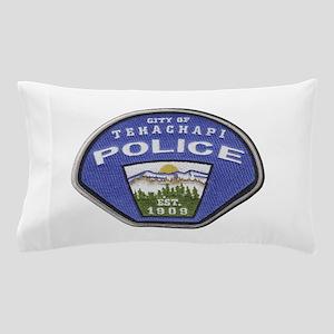 Tehachapi Police Pillow Case