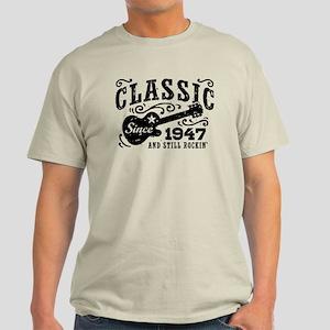Classic Since 1947 Light T-Shirt