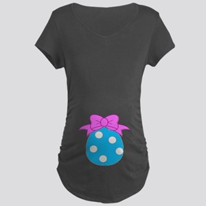 Easter Egg Baby Maternity T-Shirt