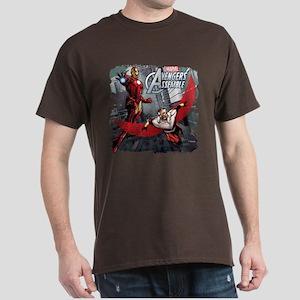 Falcon and Iron Man Dark T-Shirt