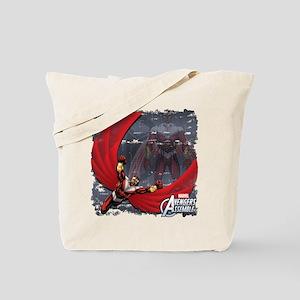 Soaring Falcon Tote Bag