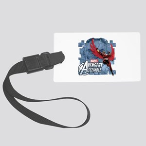 Falcon 2 Large Luggage Tag