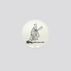 Don Quixote Mini Button