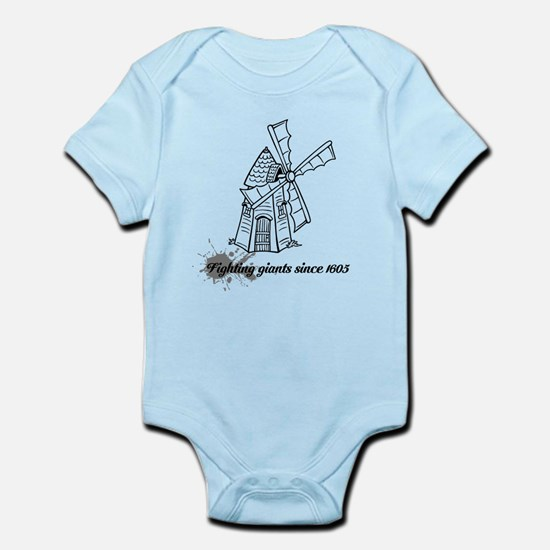Don Quixote Infant Bodysuit