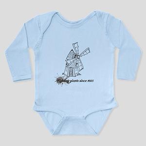 Don Quixote Long Sleeve Infant Bodysuit