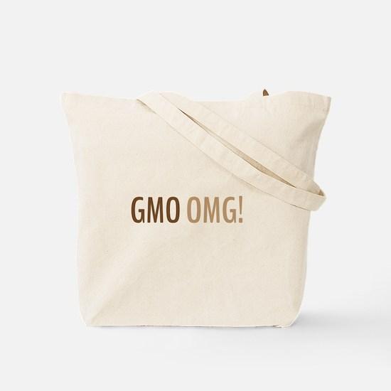 OMG GMO! Tote Bag