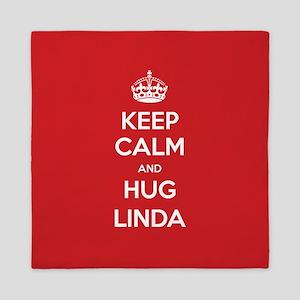 Hug Linda Queen Duvet