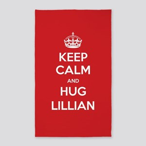 Hug Lillian 3'x5' Area Rug