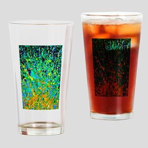 BeautyBeneathTheSurfacerug Drinking Glass