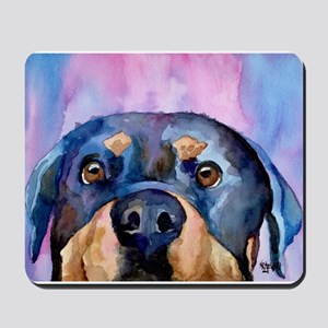 Rotty #2 Mousepad