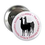 "LLAMAS 2.25"" Button (10 pack)"