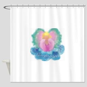 Autism Angel Shower Curtain