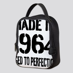 1964 Aged to perfection Neoprene Lunch Bag