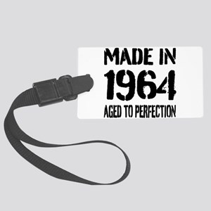 1964 Aged to perfection Luggage Tag