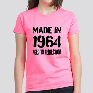 1964 Aged To Perfection Shirt For Womens T-Shirt