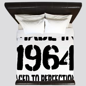 1964 Aged to perfection King Duvet