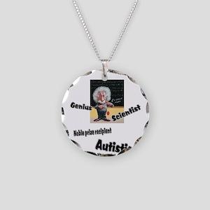 2-al autism Necklace