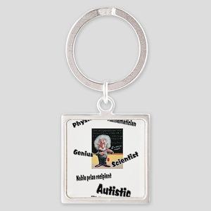 2-al autism Keychains