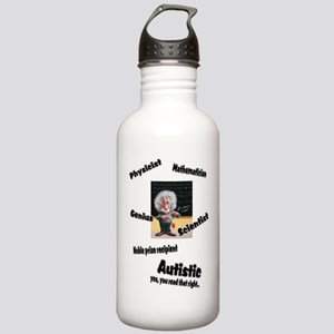 2-al autism Water Bottle