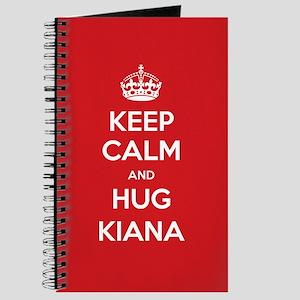 Hug Kiana Journal