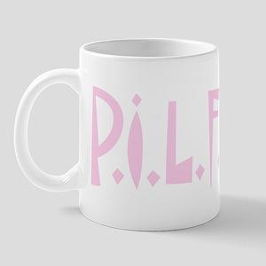 P.I.L.F. Mug