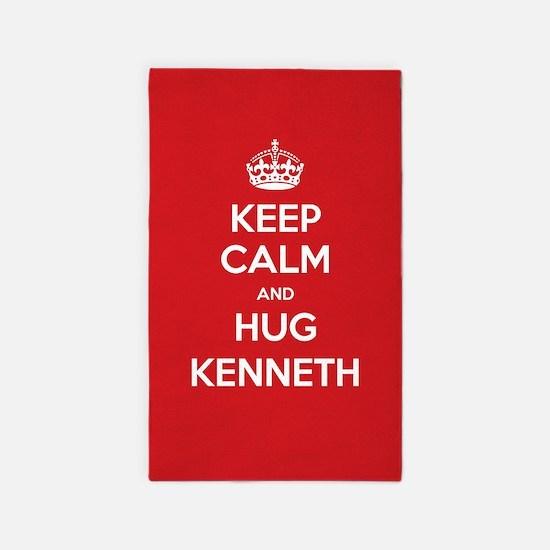 Hug Kenneth 3'x5' Area Rug