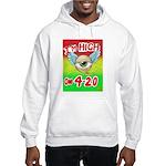 I'm High On 4/20 Hoodie Hooded Sweatshirt