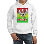 I'm High On 4/20 Hoodie Hooded Sweatshirt