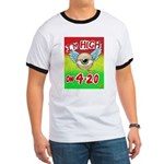 I'm High On 4/20 T-Shirt