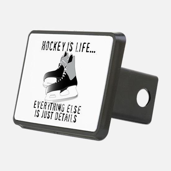 Ice Hockey is Life Hitch Cover