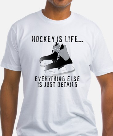 Ice Hockey is Life T-Shirt