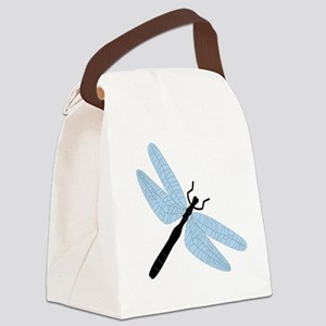 Dragonfly - Canvas Lunch Bag