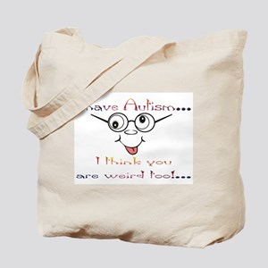 Think your are weird too Tote Bag