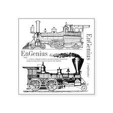 Engenius Black Sticker
