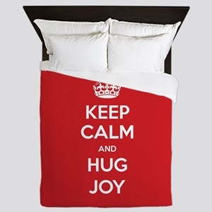 Hug Joy Queen Duvet