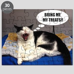 Nicky Where's My Treats! Puzzle