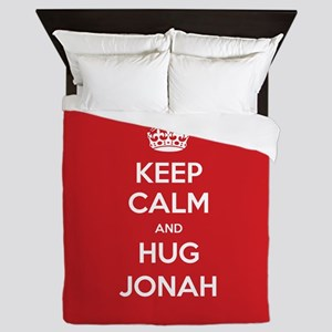 Hug Jonah Queen Duvet