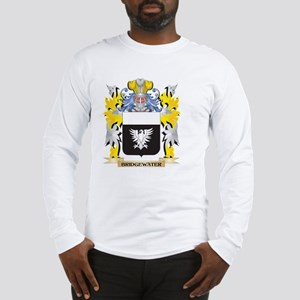 Bridgewater Coat of Arms - Fam Long Sleeve T-Shirt