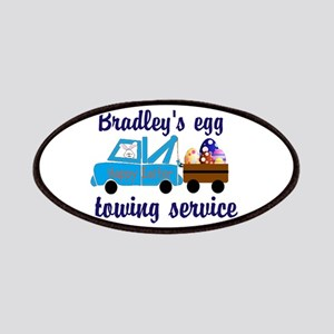 Personalize Easter Egg Towing Patches