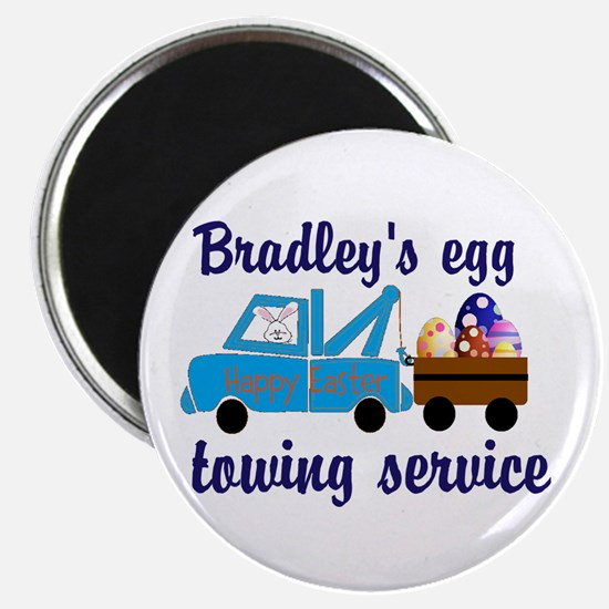Personalize Easter Egg Towing Magnets