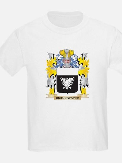 Bridgewater Coat of Arms - Family Crest T-Shirt