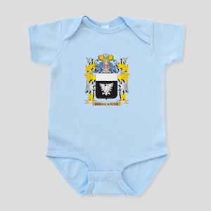 Bridgewater Coat of Arms - Family Crest Body Suit