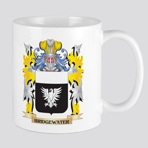 Bridgewater Coat of Arms - Family Crest Mugs