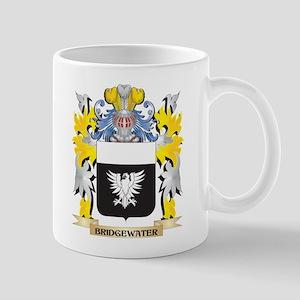 Bridgewater Coat of Arms - Family Crest Mugs